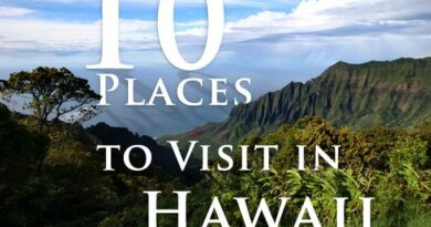 Places in Hawaii